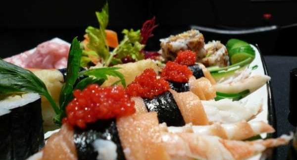 Mori Sushi: The Little Black Dress of Sushi