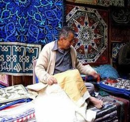 The Tentmakers' Market: Take a Glimpse into Cairo's Fading Past