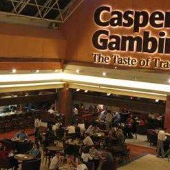 Casper & Gambini's: All in Great Taste
