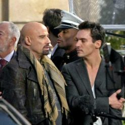 From Paris With Love: Travolta Heads to the Continent