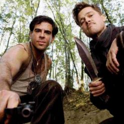 Inglourious Basterds: Tarantino Takes on the Nazis