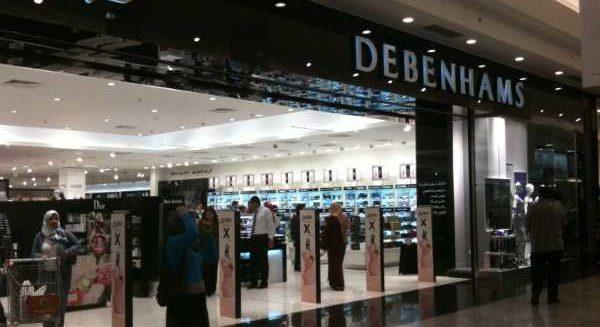 Debenhams Brings Cairene Shoppers to Alexandria