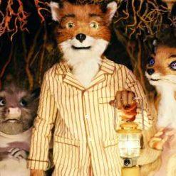 Fantastic Mr. Fox: A Happy Dig into A Fox's Hole