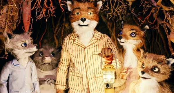 Fantastic Mr. Fox: A Happy Dig into A Fox's Hole