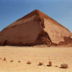 The Red and Bent Pyramids: Forgotten Pieces of History