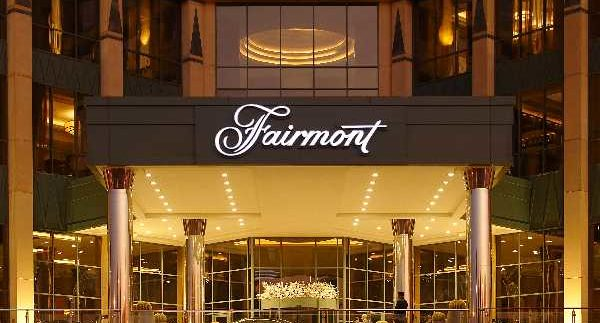 WIN! A Weekend for Two at The Fairmont Nile City!