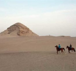 Al Sorat Farm: Horseback Riding in Sakarra