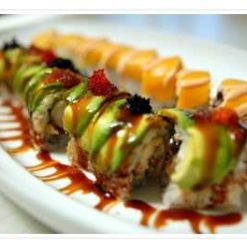 Makani Maadi: New Sushi Menu, Same Quality