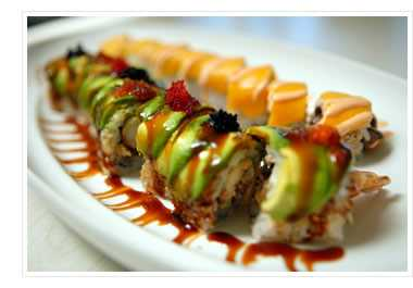 Makani Maadi: New Sushi Menu, Same Quality