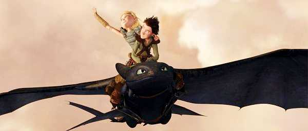 How to Train your Dragon: Visually Captivating for the Child at Heart