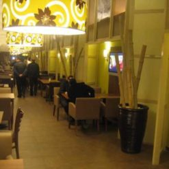 Chez Edy in Nasr City: Geneina Mall's Fine Patio Eatery
