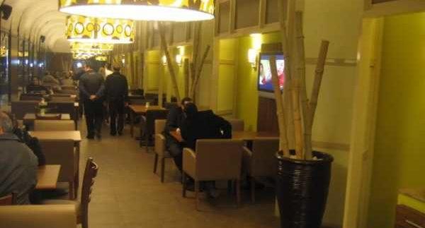 Chez Edy in Nasr City: Geneina Mall's Fine Patio Eatery