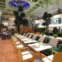 La Gourmandise:High Tea at the First Mall