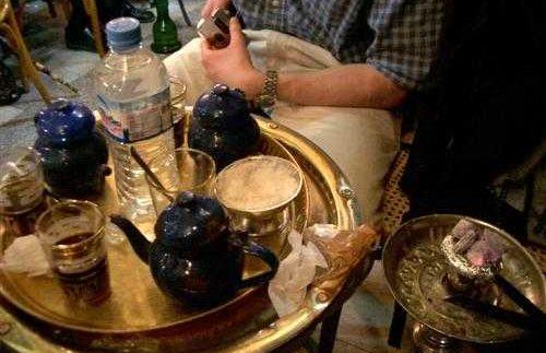 Ahwet El Sawaisa: A Talker's Ahwa