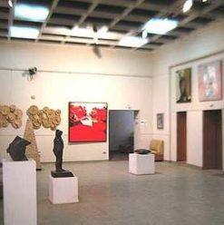 Museum of Modern Egyptian Art: Art is Everywhere