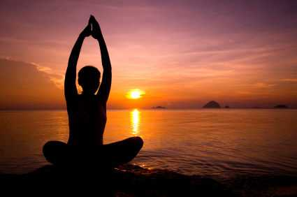 Yoga: Saluting the Sun at Home