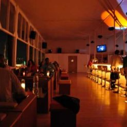 Stiletto Style Lounge: Dance Floor on the Nile