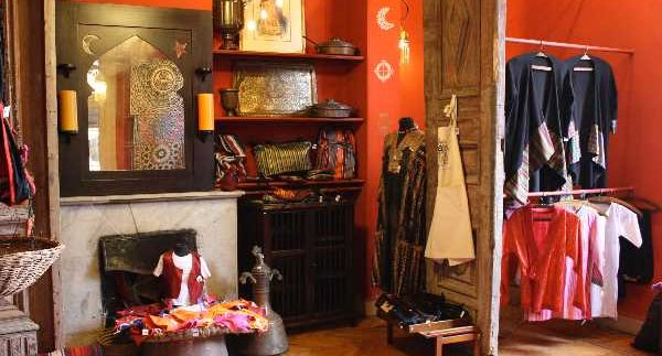 Nomad Gallery: A Precious Shop of Oriental Charm