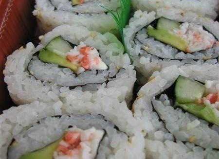 Jo Sushi: Poor Maki, Yummy Dessert