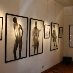 Lot 17: Black or White Exhibit