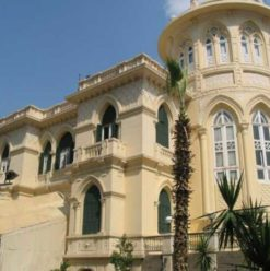 Greater Cairo Public Library:  Study Haven Rough Around the Edges
