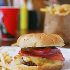 Burger Joint: Standard Burgers with a Twist