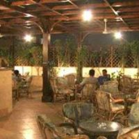 Rooftop Garden at Karvin Hotel: Chill Heliopolis Bar and Shisha Hangout