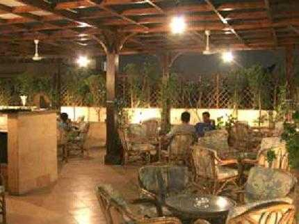 Rooftop Garden at Karvin Hotel: Chill Heliopolis Bar and Shisha Hangout