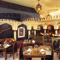 The Moghul Room:  Fantastic Indian at Oberoi's Magnificent Mena House