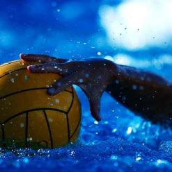 Water Polo: A Manly Man's Game