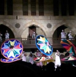 Tannoura Sufi Dancing in Cairo: Trance of a A Dance