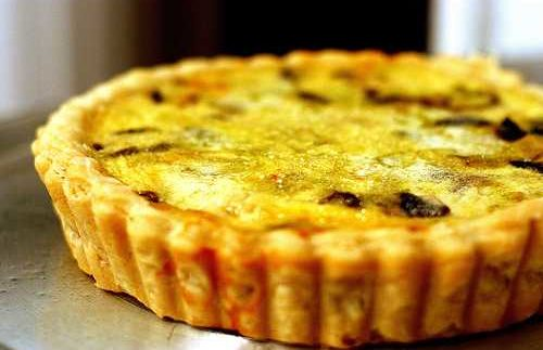 Chez Martine: Quiet and Quiche