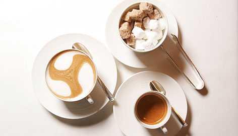Beymen Café: No High-Street Cappuccino