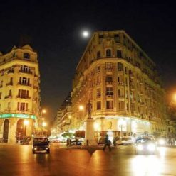 Downtown Cairo: On the Brink