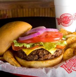 Fuddruckers City Stars: Epic American Burgers in Cairo