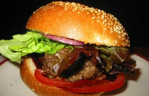 Burger Kitchen: Cairo's Premium Burger On The Go