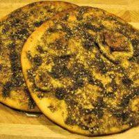 Man'oucheh:Levantine Bite-sized Snack