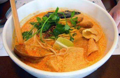 Lai Thai: Terrific Thai Food at the Four Seasons Giza