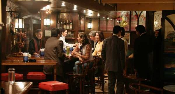 Carmen Pub: Casual Lounging, Spanish Style