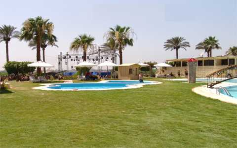 Nile Country Club: Budget-Friendly Family Pool