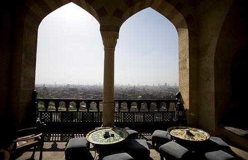 Alain Le Notre Citadel View:  Breathtaking Views of Cairo Cityskape