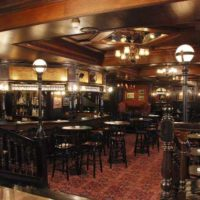 Harry's Pub: Traditional English Pub with Karaoke Flair