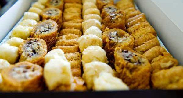 Al Samadi: Sticky and Sweet
