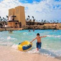 JW Marriott Day Use: Making Waves in Cairo