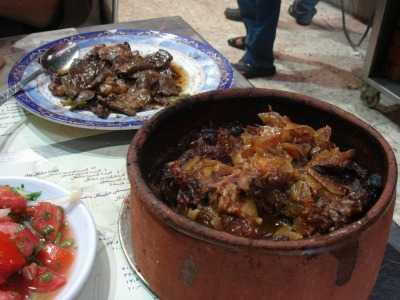 Kebdet El Prince: Glorious, Greasy Street Food