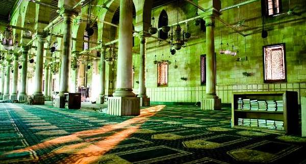 Cairo Guide to Mosques in Ramadan