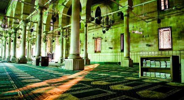 Cairo Guide to Mosques in Ramadan