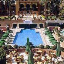 Cairo Marriott Hotel Splash Club