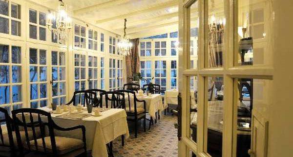 Villa Belle Époque: Quiet, Elegant Gourmet Dining