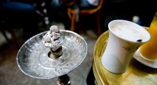 Naguib Mahfouz Café: Quiet Oasis in Khan El Khalili